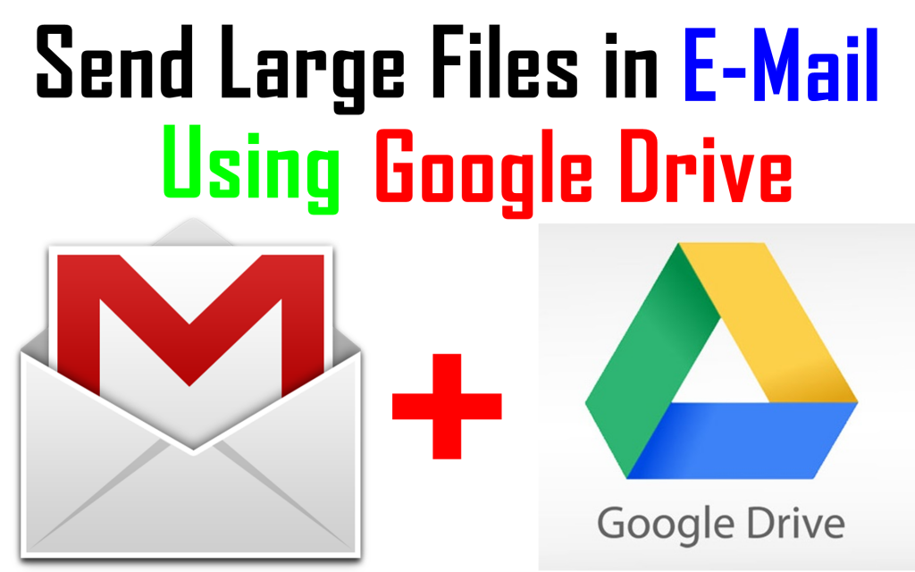 How to Send Large Files Through Email ? 2015 Gmail and OutLook