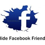 How to Hide Friends List on Facebook  from Others ?