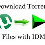 How to Download Torrent Files With IDM with Maximum Speed ?