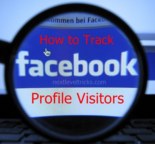 How to Track Facebook Profile Visitors ?