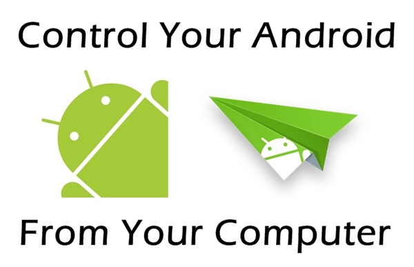 AirDroid - Control Your Android Phone From Computer