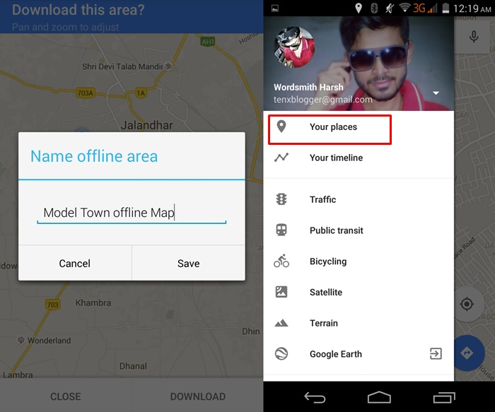 Google Offline Map Download_002
