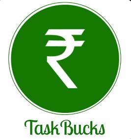 TaskBucks - Free Paytm Cash & Recharge App