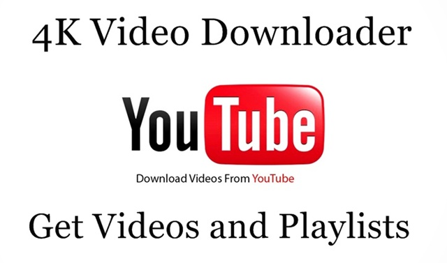 4K Video Downloader - Get YouTube Videos, Playlists & Audio