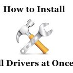 How to Install All Drivers on Windows 10/7/8/8.1 at Once ?