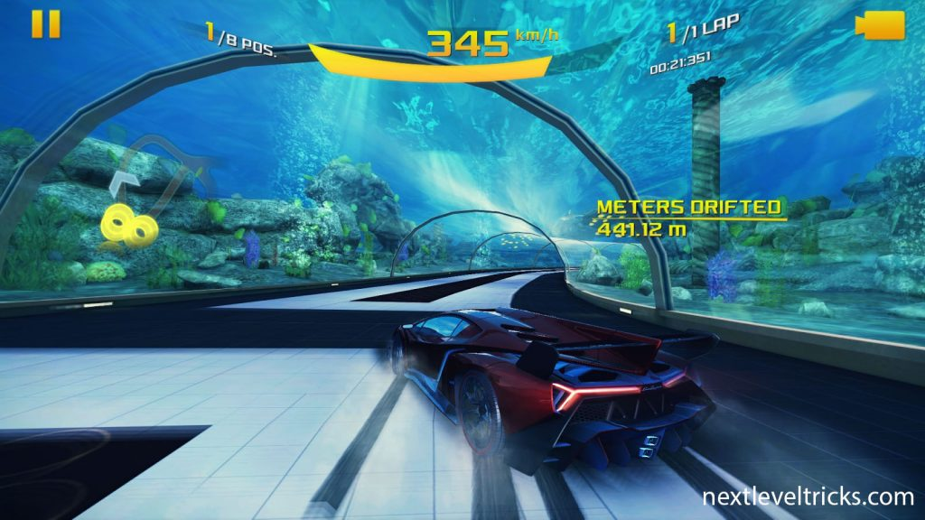 Asphalt 8 | Airborne | Best Android Car Racing Games