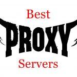 10+ Best Proxy Server List 2017 | Fresh Proxy List