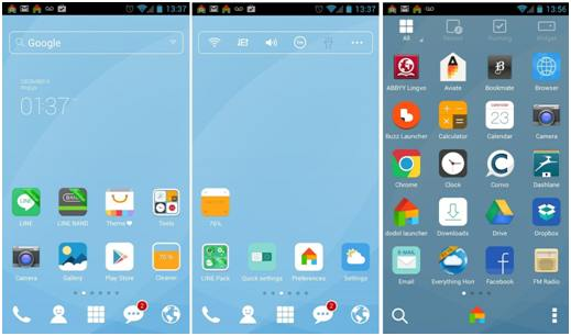 dodol launcher   For the Beginners