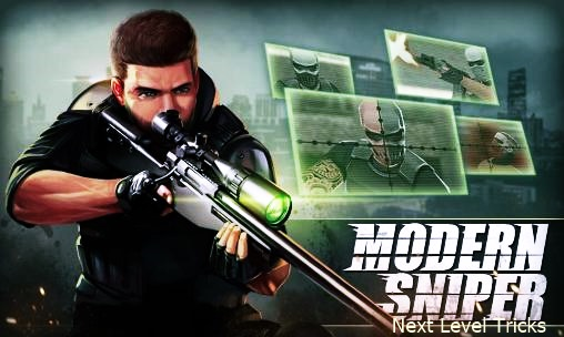 Modren Sniper best action games for android
