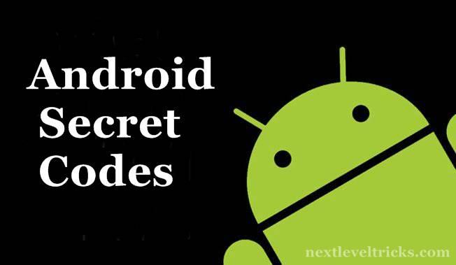 Android Secret Codes -hidden-codes