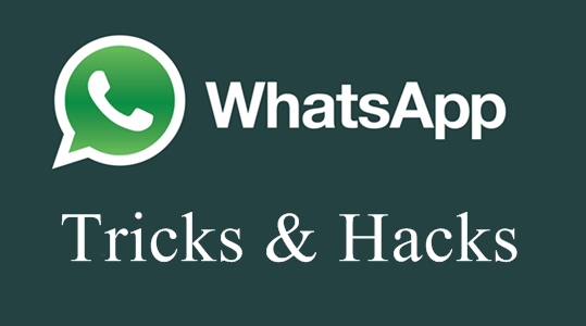 Best WhatsApp Tricks & Hacks | 2016