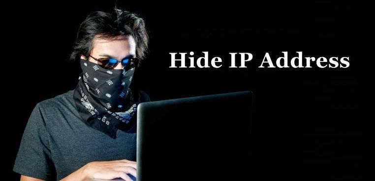 Hide IP Address In Windows / Mac