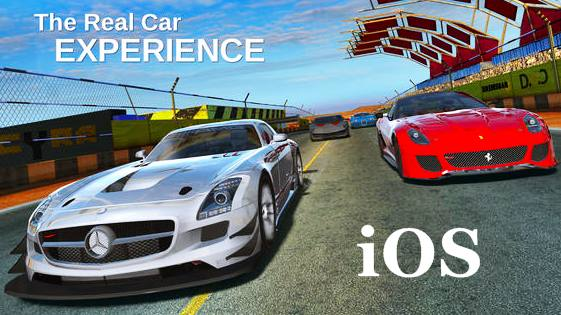 Best Car Racing Games for iPad