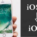 How to Uninstall / Downgrade iOS 10 to iOS 9