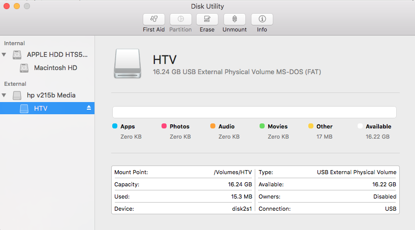 How to Fix the USB or Drive Compatibility for Mac