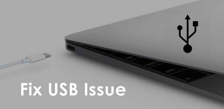 Fix the USB or Drive Compatibility for Mac