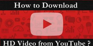 Steps to Download HD Videos from YouTube, Dailymotion & Vimeo