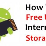 How to Free Up Internal Memory on Android Phone ? ( 5 Ways )