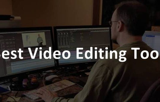 Best Video Editing Software Tools