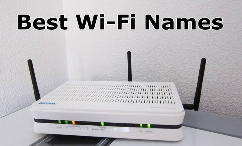 200 Best Funny Amp Clever Wifi Names For Your Router