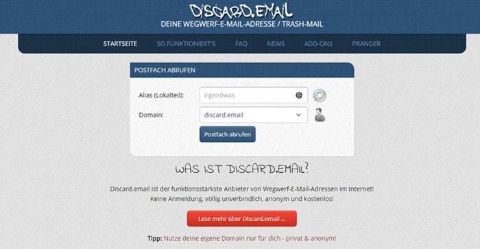 Best Fake Email Generator
