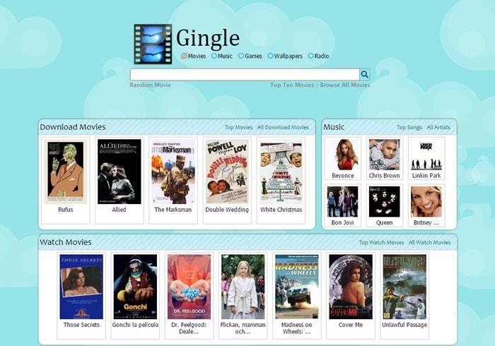 Best Free Movie Downloads Sites