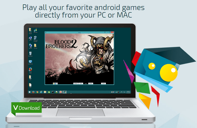 Use Andy OS to Play Android Games on Windows/MAC Computers