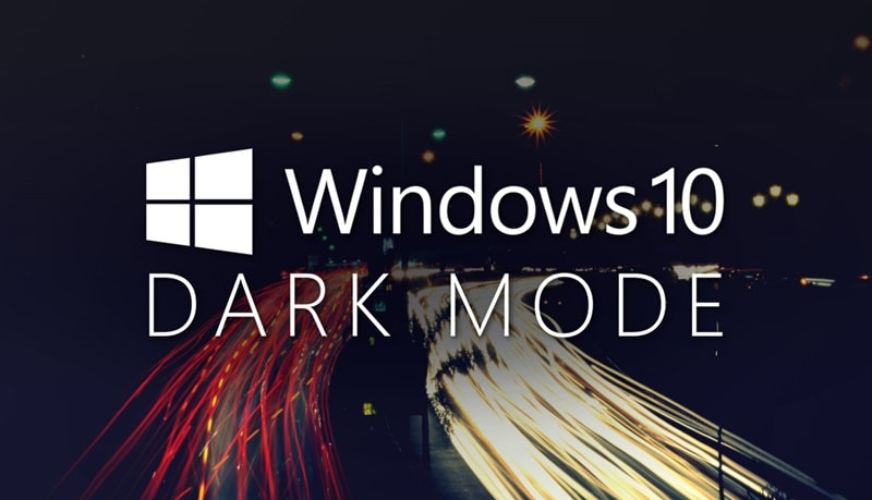 How To Enable Hidden Dark Theme of Windows 10 Anniversary Update ?