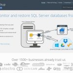 Why SQLbak is the Perfect SQL Database Backup System ?