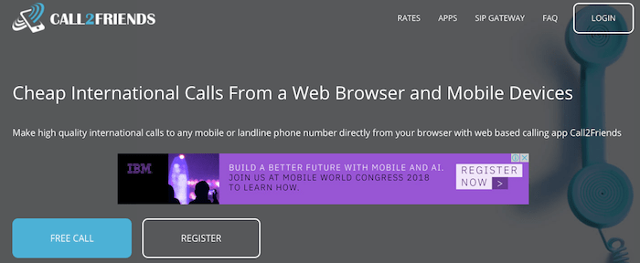 make free phone calls online without download
