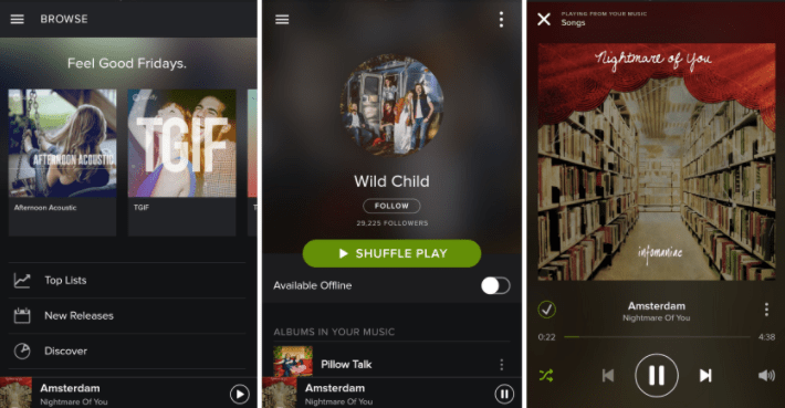 spotify premium cracked para android