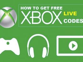 free xbox live codes no survey