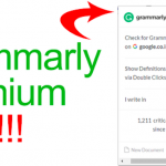 Grammarly Premium for Free on 2018 (100% Working) Access Code