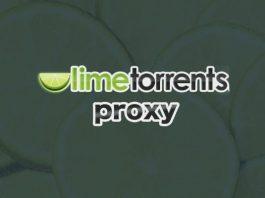 10+ LimeTorrents Proxy 2018 – Limetorrents Unblocked & Mirror Sites List