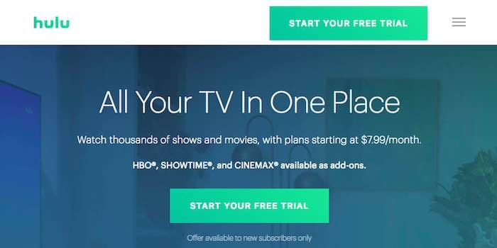 Free Premium Hulu Accounts