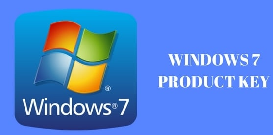 Windows 7 Professional Product Key for 32/64 Bit