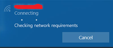 """Fix Stuck at """"Checking Network Requirements"""" in Windows 10 PC"""