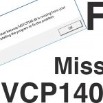 How to Fix MSVCP140.dll Missing Error ? [Best Solution]