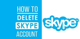 Permanently Delete a Skype Account