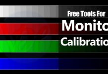 5 Best Free Tools For Monitor Calibration | 2018