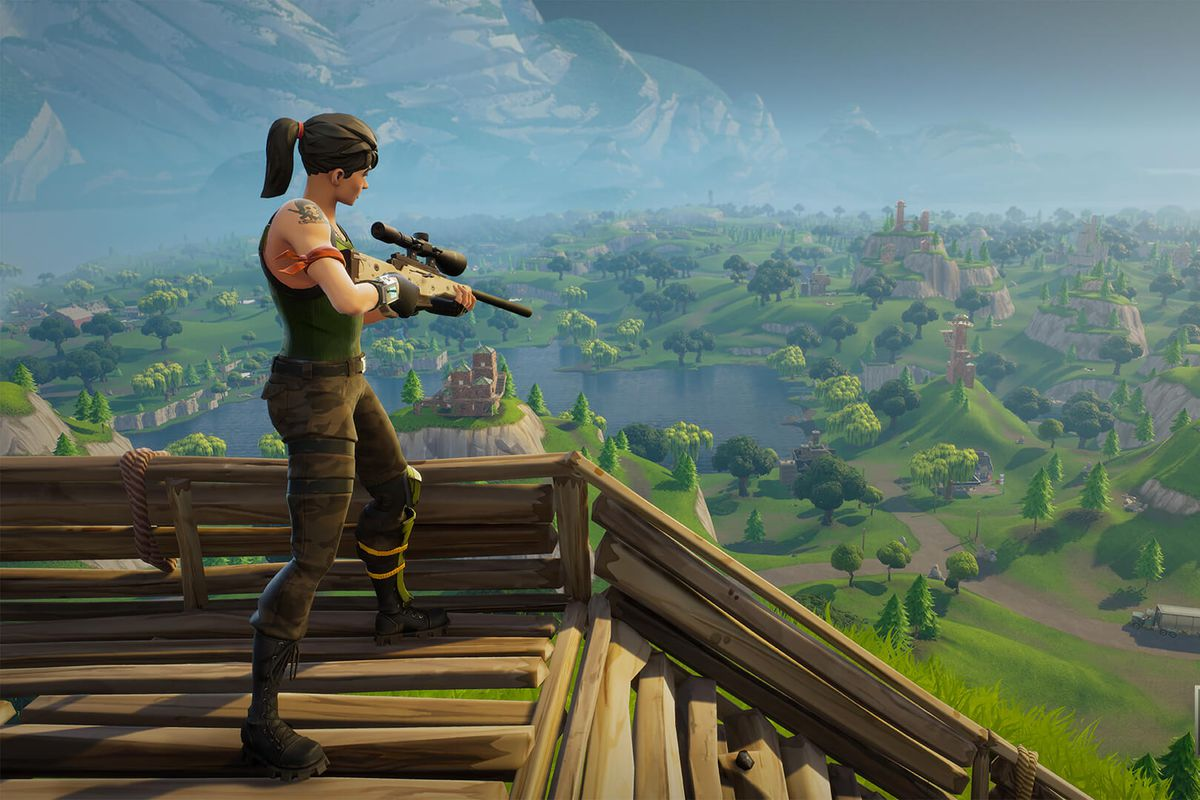 Fortnite Juveniles earn big through Hacking